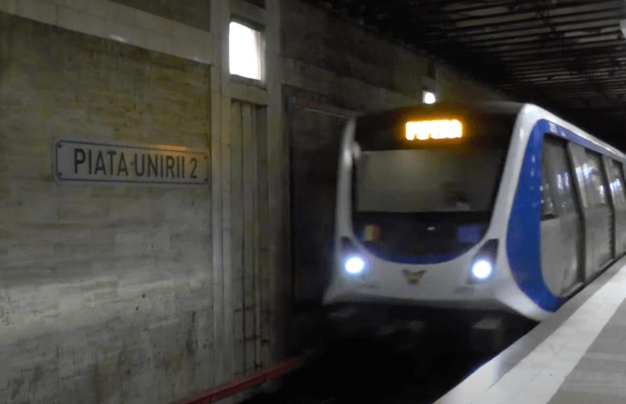 întârzieri metrou capitala