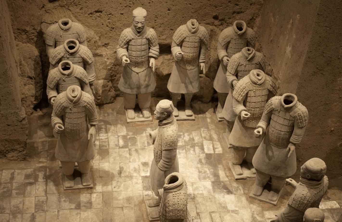 descoperire cimitir stravechi china