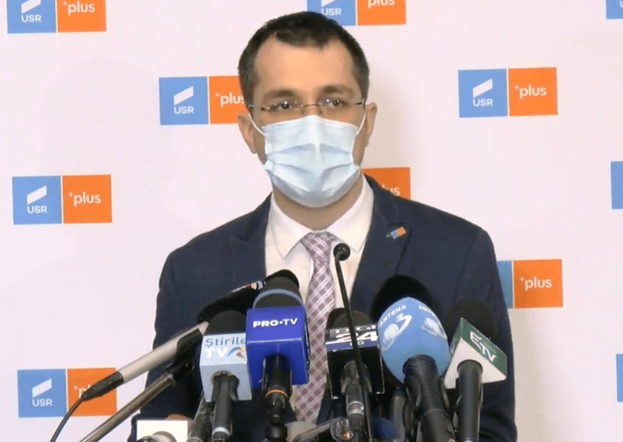 vlad voiculescu demis functia ministru sanatatii