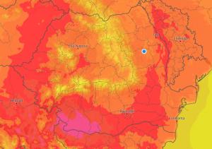 meteo anm val caniculă africa românia