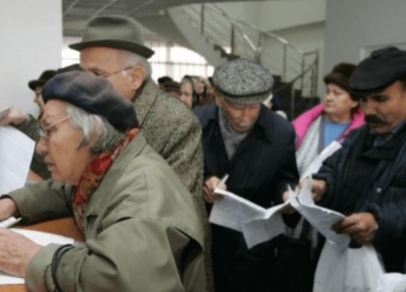 protest ministerul muncii pensionarii