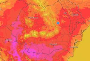 anm prognoză meteo 29 iulie caniculă