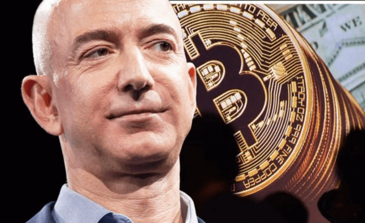 jeff bezos amazon accepte plățile bitcoin