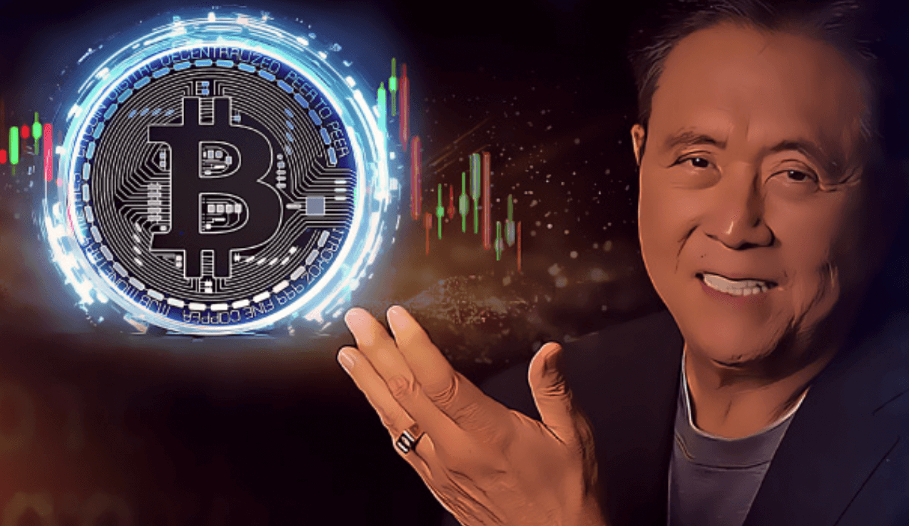 robert kiyosaki dezvăluiri bitcoin avantaj