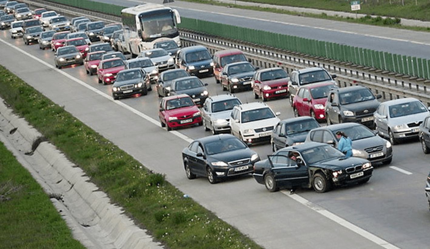 trafic restricționat a1 a2 dn1 accidente